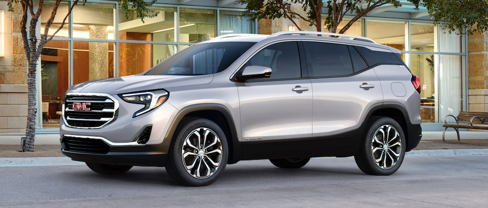 GM Fleet Fuel Efficent Crossovers: GMC Terrain