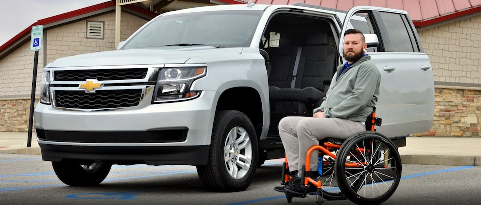 Choose the right Wheelchair Accessible vehicle for your fleet