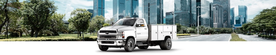 Utility and Service Vehicle Upfit Applications