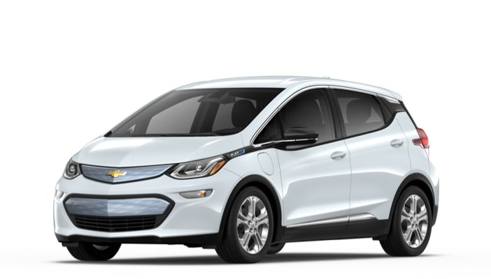 2019 Chevrolet Bolt Alternative Fuel Vehicle