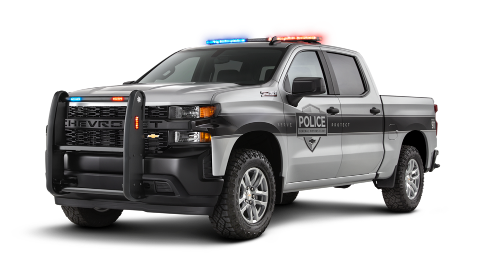 2020 Chevy Tahoe Police Special Service Vehicle | GM Fleet