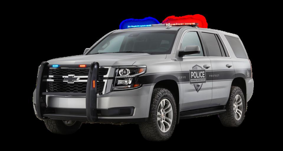 Police SUV: Chevy Tahoe PPV | GM Fleet