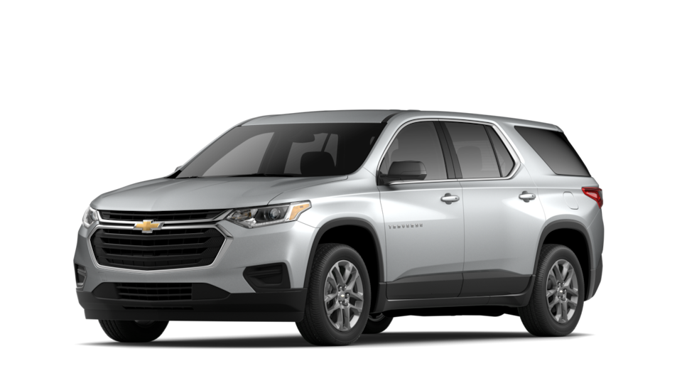 2020 Chevrolet Traverse Municipal