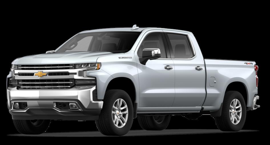 2020 Chevrolet Silverado 1500 Full Size Pickup Truck | GM ...