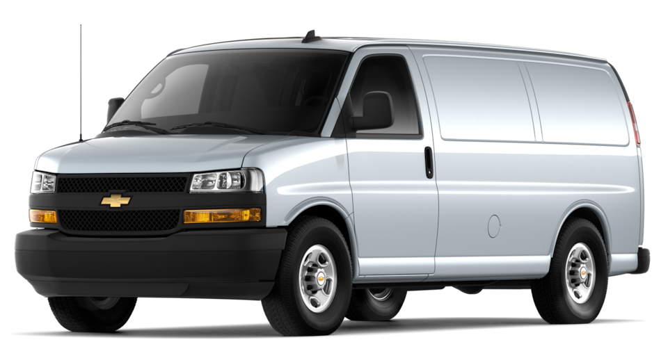 2020 Chevy Express Cutaway 3500 And 4500 Vans Gm Fleet