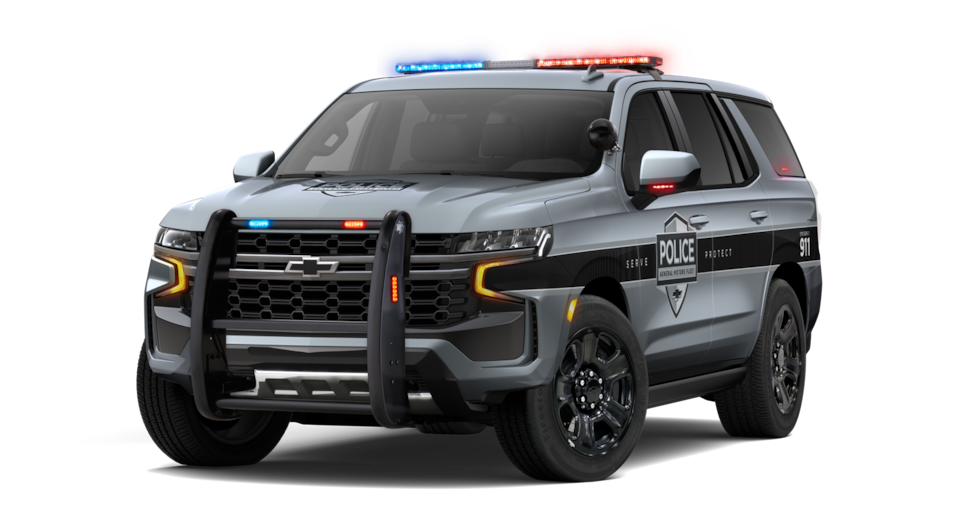 2020 Chevrolet Tahoe Police Pursuit Vehicle