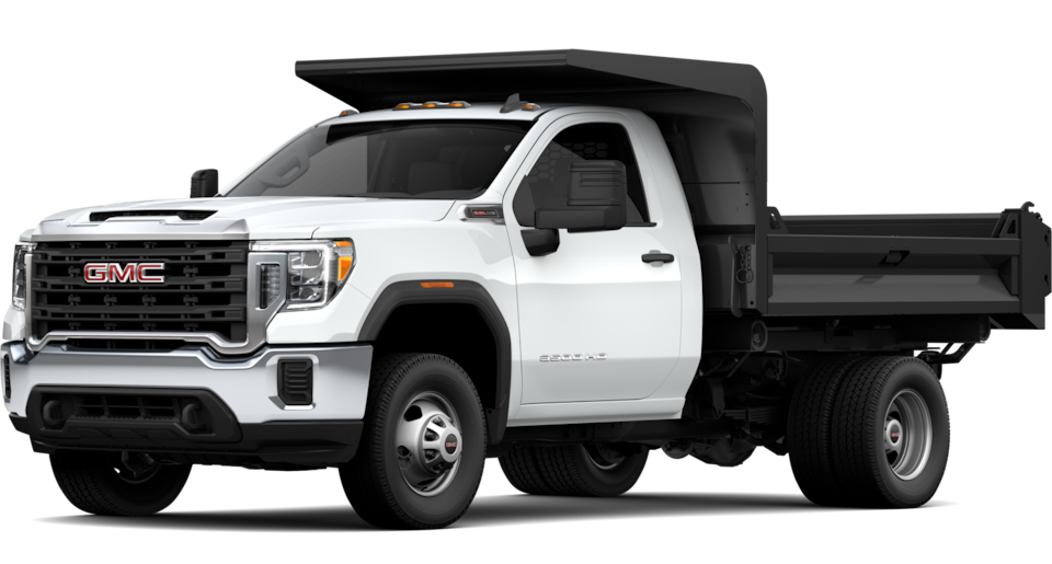 2021 GMC Sierra 3500HD Chassis Cab